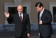 Trung Quốc bắt bí Nga?