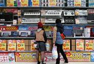 Thuế tiêu dùng gây lo lắng tại Nhật Bản