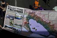 """Kênh đào Nicaragua xây trong """"chảo lửa"""""""