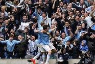 Man City vô địch Anh, M.U hạng 7