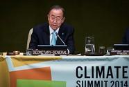 Quỹ biến đổi khí hậu thiếu tiền hoạt động