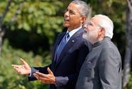 Mỹ - Ấn tăng cường hợp tác an ninh hàng hải