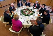 G7 phản đối dùng vũ lực ở biển Đông