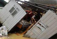 Bão dữ lại tàn phá Philippines