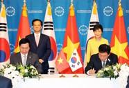 Phát triển toàn diện quan hệ Việt - Hàn