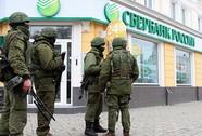 Quân Nga liên tục vào Crimea