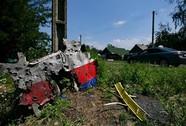 MH17 bị trúng tên lửa
