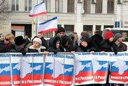 Crimea hoạch định tương lai với Nga