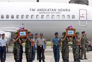 QZ8501 vỡ khi chạm mặt biển?