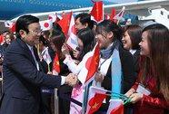 Việt - Nhật mở rộng hợp tác kinh tế thương mại