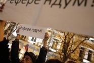 Ukraine ra điều kiện với Nga