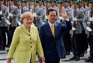 Quan hệ kinh tế Việt - Đức phát triển nhanh