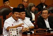 Indonesia phân xử kết quả bầu tổng thống