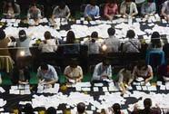 Đảng cầm quyền Hàn Quốc thở phào