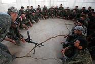 Mỹ giúp người Kurd tấn công IS