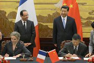 Trung Quốc - Pháp hợp tác về năng lượng hạt nhân