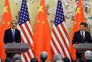 Mỹ - Trung chống biến đổi khí hậu
