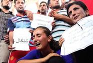 ISIL vây hãm 40.000 người Iraq trên núi
