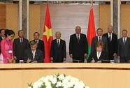 Mở ra đột phá trong quan hệ Việt Nam - Belarus