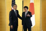 Ông Obama tái khẳng định cam kết an ninh với Nhật