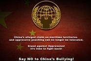 """Tin tặc Philippines""""xử"""" hàng trăm website Trung Quốc"""
