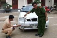 Gây tai nạn chết người, sơn lại xe để trốn tội