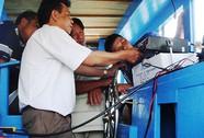 Máy I-COM làm lợi cho ngư dân