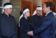 Thương tiếc Trung tướng Nguyễn Thới Bưng