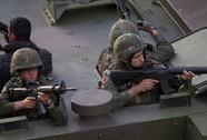 Quân đội Brazil truy quét khu ổ chuột trước thềm World Cup