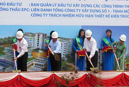 TP HCM: Khởi công xây dựng Bệnh viện Nhi Đồng