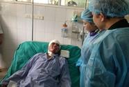 Vụ máy bay rơi ở Hòa Lạc: Chiến sĩ Đinh Văn Dương đã tỉnh