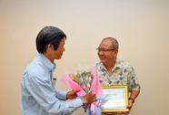 Báo Người Lao Động trao giải thi viết phóng sự