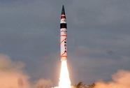 Trung - Ấn đọ tên lửa kịch liệt