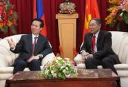 Quan hệ Việt - Lào ngày càng bền vững