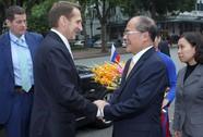Nga ủng hộ lập trường của Việt Nam về biển Đông