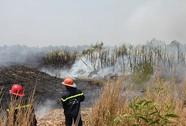 Cháy gây thiệt hại lớn ở nhiều địa phương