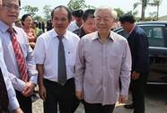 Tổng Bí thư làm việc với doanh nghiệp Việt Nam đầu tư tại Lào