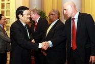Exxonmobil đề cao hợp tác dầu khí với Việt Nam