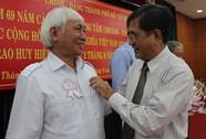 Trao Huy hiệu Đảng cho 40 đảng viên