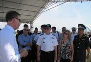 Tham mưu trưởng Liên quân Mỹ thăm khu xử lý dioxin Đà Nẵng
