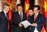 Ý xem Việt Nam là 1 trong 10 thị trường mới nổi
