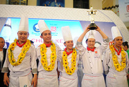 Đội vô địch Chiếc thìa vàng 2014 nhận 1 tỉ đồng