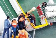 Boong tàu Sewol vắng ngắt khi cảnh sát biển đến