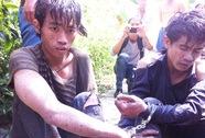 Phong tỏa vườn rậm, bắt hai kẻ cướp