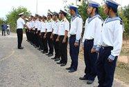 Chúc Tết cán bộ, chiến sĩ hải quân Quảng Ngãi, Khánh Hòa