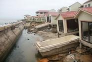 Bờ biển Hội An sạt lở có phần do thủy điện