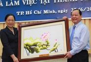 TP HCM luôn sẵn sàng hỗ trợ nguồn lực cho Điện Biên