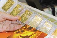 Giá vàng đã giảm trở lại
