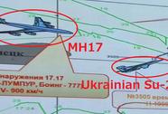 Nga: Chiến đấu cơ Ukraine cách MH17 3-5 km