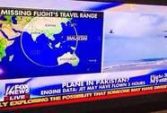 Máy bay mất tích MH370 đang được giấu ở Pakistan?